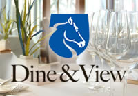 Dine &^ View St Leger