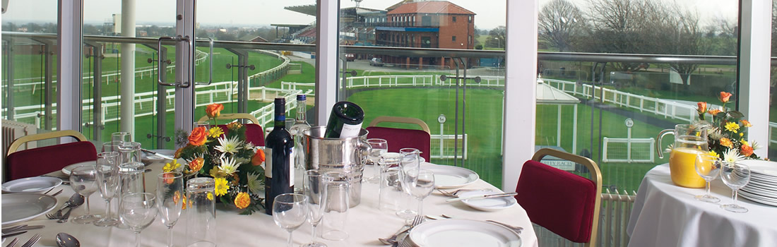 dine and view beverley racecourse