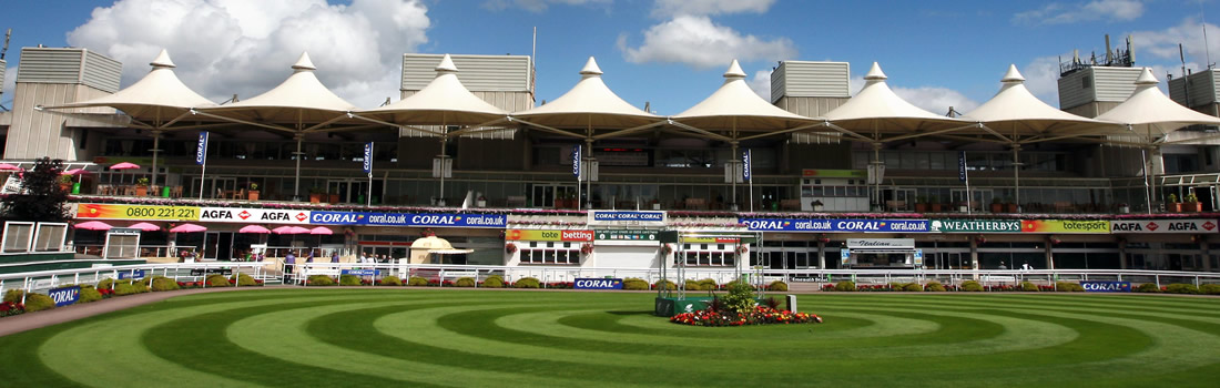 Sandown Racecourse Restaurants
