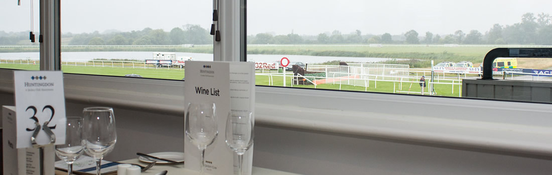 Huntingdon Racecourse Restaurant